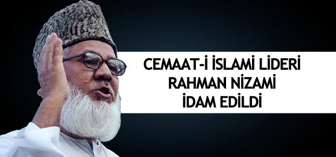 Rahman Nizami idam edildi