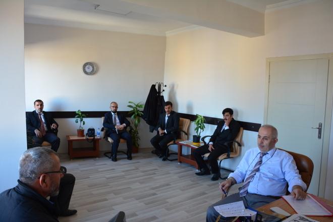 Sinop'ta Vekil İmam Hatip ve Hizmetli Alım Sınavı Gerçekleştirildi
