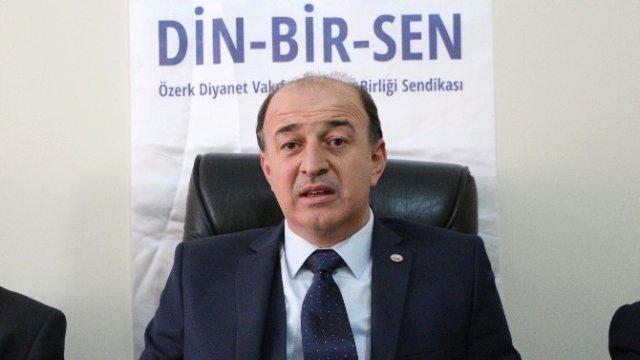 Soma Müftümüze Atatürk üzerinden yapılan saldırıyı kınıyoruz