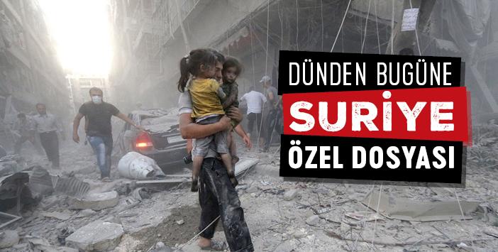 Suriye Nasıl Bu Hale Geldi?