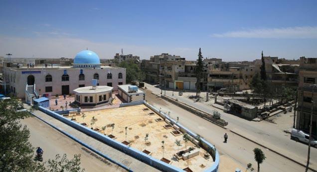Suriye\'de terörden temizlenen bölgeye koordinatör müftüler