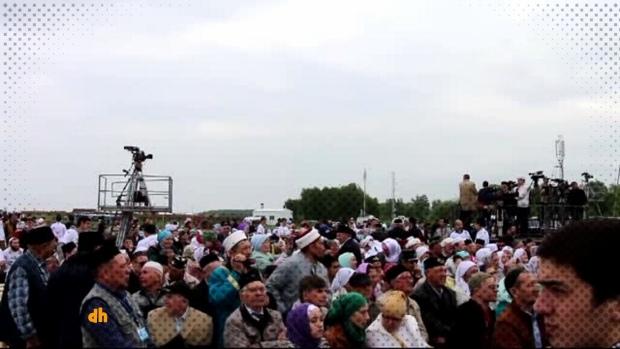 Tataristan'ın İslamiyeti Kabulünün 127. Yılını Kutladı