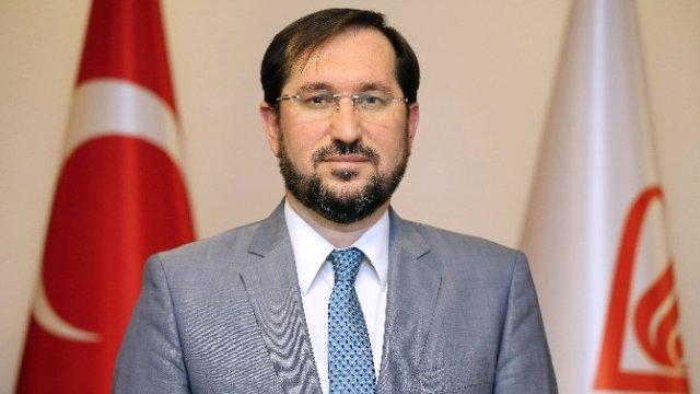 TDV Genel Müdürü Mustafa Tutkun Oldu