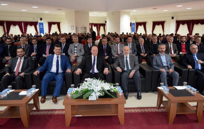 Türkiye Diyanet Vakfı Bilgilendirme Toplantısı Denizli'de Yapıldı