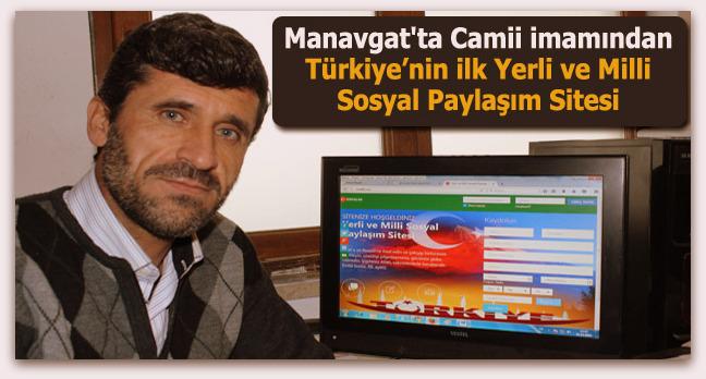 Türkiye'nin ilk Yerli ve Milli Sosyal Paylaşım