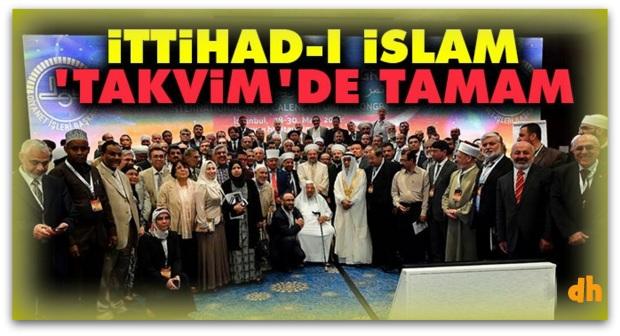 Uluslararası Hicri Takvim Birliği Kongresi'nden birlik kararı çıktı…