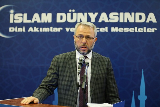 ULUSLARARASI ÖĞRENCİ SEMPOZYUMU KAYSERİ'DE YAPILACAK
