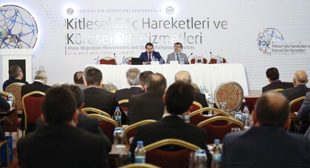V. Yurtdışı Din Hizmetleri Konferansı sona erdi…