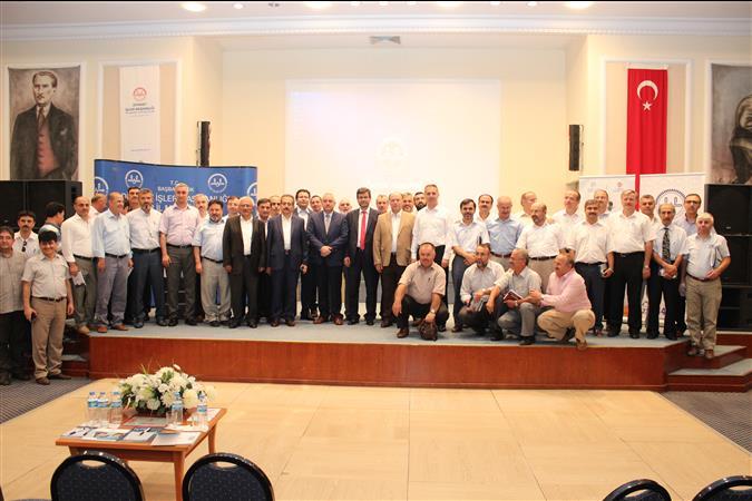 Vekaletle Kurban Programı İzmir Toplantısı yapıldı