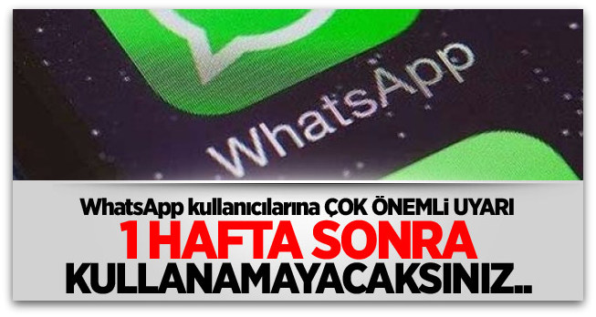 WhatsApp bundan sonra çok daha güvenli!