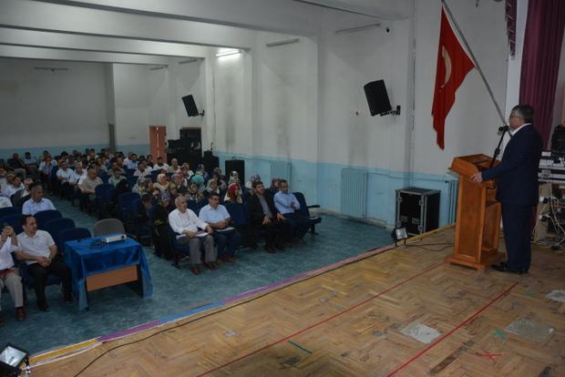 Yaz Kuran Kursu Öğreticilerine Seminerler Yapıldı