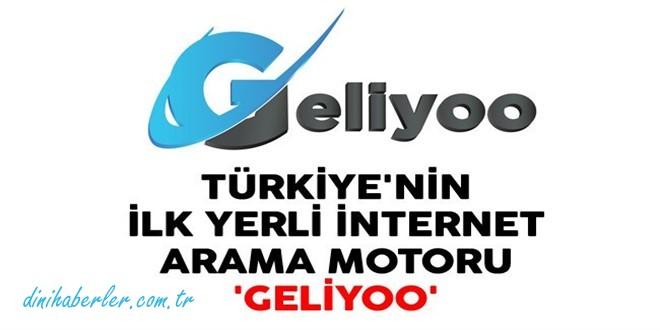 Yerli arama motoru Geliyoo kullanıma sunuldu