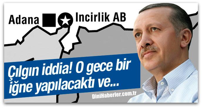 Yok artık! Erdoğan\'a öyle bir iğne yapacaklar ki...
