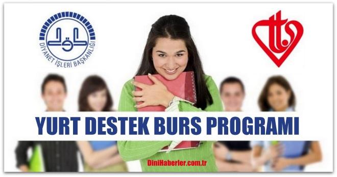 Yurt Destek Burs Programı