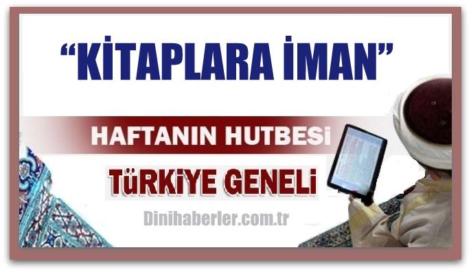 04.03.2016 Tarihli okunacak hutbe.. Turkiye Geneli