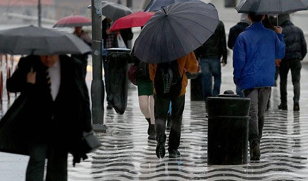 Doğu Anadolu'ya kuvvetli yağış ve sel uyarısı