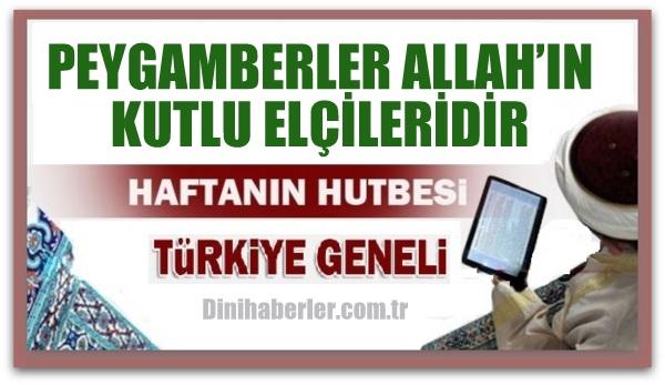 19.02.2016 Tarihli okunacak hutbe.. Turkiye Geneli