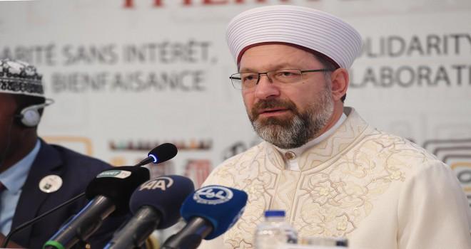 3. Afrika Müslüman Dini Liderler Zirvesi Sonuç Bildirgesi