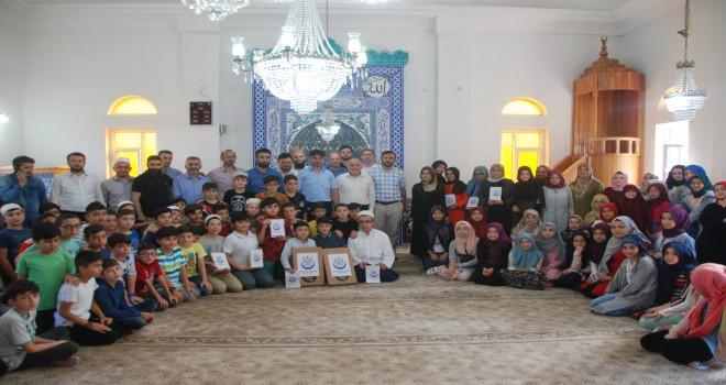 EHAD'dan hafız öğrencilere destek