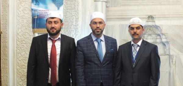 2015 Kur'an-ı Kerim'i En Güzel Okuyan Sinop'ta Belli Oldu