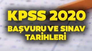Bakan Selçuk, DHBT ile KPSS sınav takvimini açıkladı