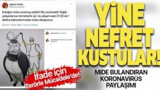 Enver Aysever'in skandal paylaşımına soruşturma açıldı