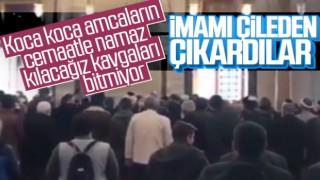 Yavuz Selim Camii'nde İmam Ve Cemaat Tartıştı