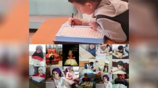 4-6 yaş Kur'an kurslarında uzaktan eğitim başladı