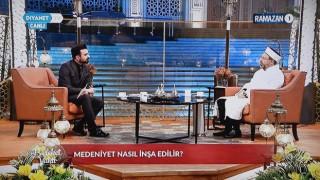 Diyanet İşleri Başkanı Erbaş, ilk sahurda Diyanet TV'nin konuğu oldu