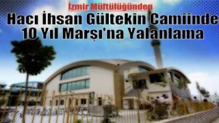 İzmir Müftülüğünden basın açıklaması