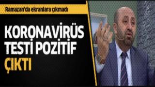 Ömer Döngeloğlu, koronavirüse yakalandı