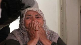 100 yaş üzeri hanımlara 'Anneler Günü' ziyareti