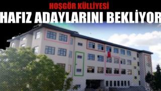Gaziantep'te Hoşgör Külliyesi hafız adaylarını bekliyor