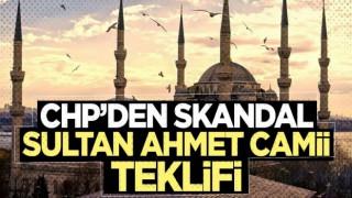 Kaboğlu 'Sultan Ahmet Camii de müze olsun' dedi
