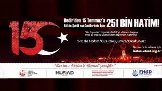 251 Bin Hatim Kampanyası