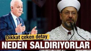 Ali Erbaş'a Nihat Hatipoğlu'na neden saldırıyorlar?