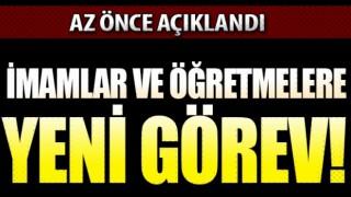 İstanbul, Ankara ve İzmir'deki Yeni Uygulamada İmamlara Görev Var