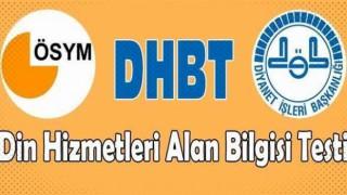 DHBT, 27 Aralık'ta yapılacak