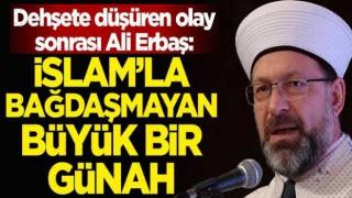 İslam'la bağdaşmayan büyük bir günah