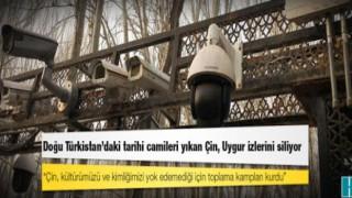 Kızıl Çin Doğu Türkistan tarihini siliyor!