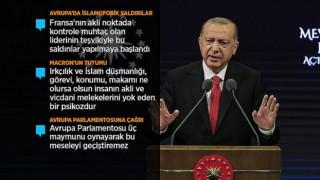2020 Yılı Mevlid-i Nebi Haftası'nın açılış programı Ankara'da yapıldı