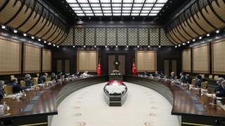 Cumhurbaşkanı Erdoğan, Din İşleri Yüksek Kurulu'nu kabul etti