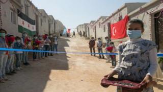 Diyanet'ten Savaş mağduru 600 Aile'ye Ev
