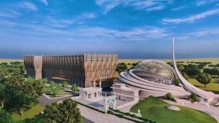 Modern Tasarımıyla Babri Camii