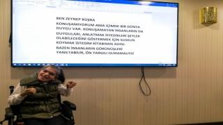 Zeynep Büşra'nın 'Suskun' haykırışı