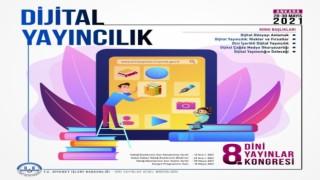 8. Dini Yayınlar Kongresi 'Dijital Yayıncılık' başlığıyla düzenlenecek