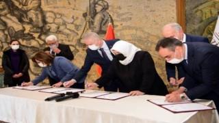 Aile ve Dini Rehberlik Merkezi için imzalar atıldı