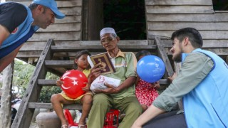 Diyanet 80 ülkede 977 bin 101 Kur'an hediye etti