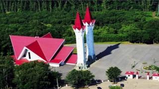 Rusya'da ilginç mimariye sahip bir cami