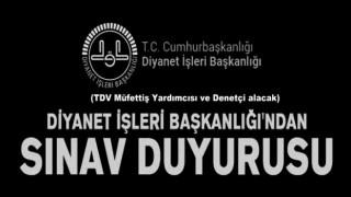 Türkiye Diyanet Vakfı Müfettiş Yardımcısı ve Denetçi alacak